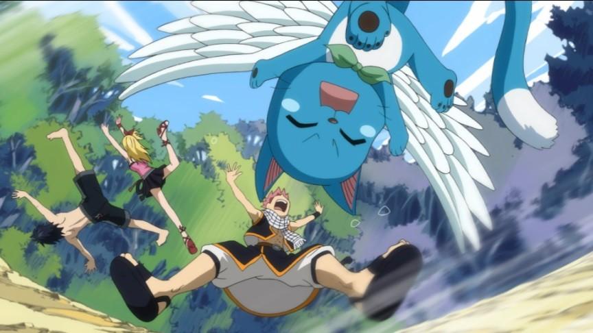 Fairy Tail Episodenliste